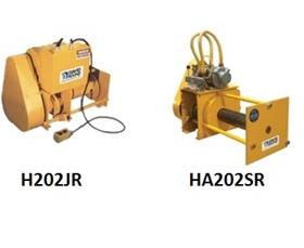 DAVID ROUND 202-SERIES WINCH ® TRACTOR DRIVES